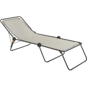 Lafuma Mobilier Siesta L - Chaise longue - Batyline beige